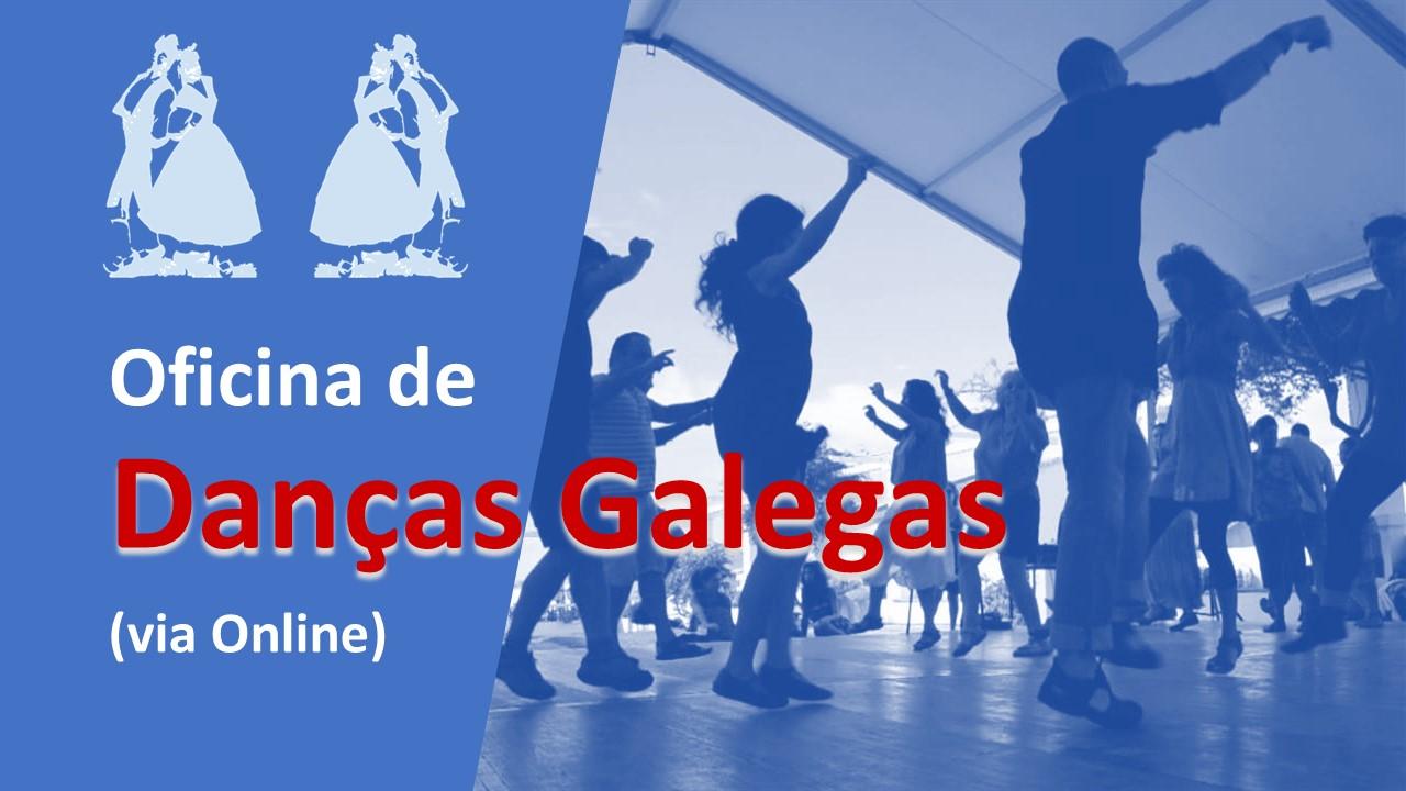 Oficina de Danças Galegas (online)