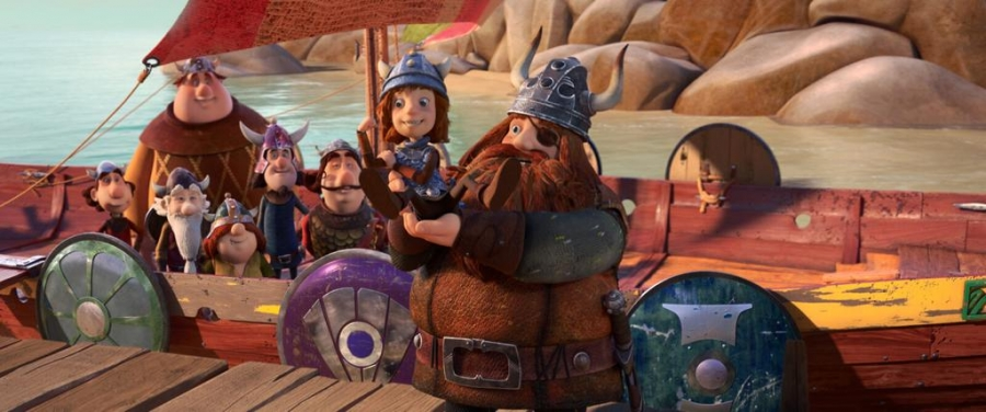 Vc Viking: A espada mágica