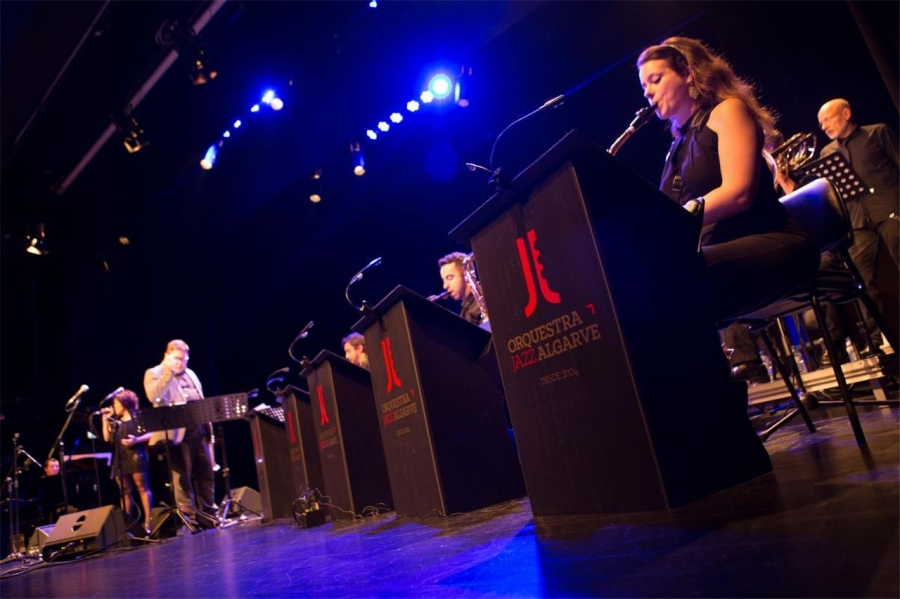 Orquestra de Jazz do Algarve Invites The Ladies