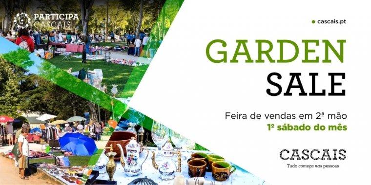 Garden Sale   Feira de vendas em 2ª mão
