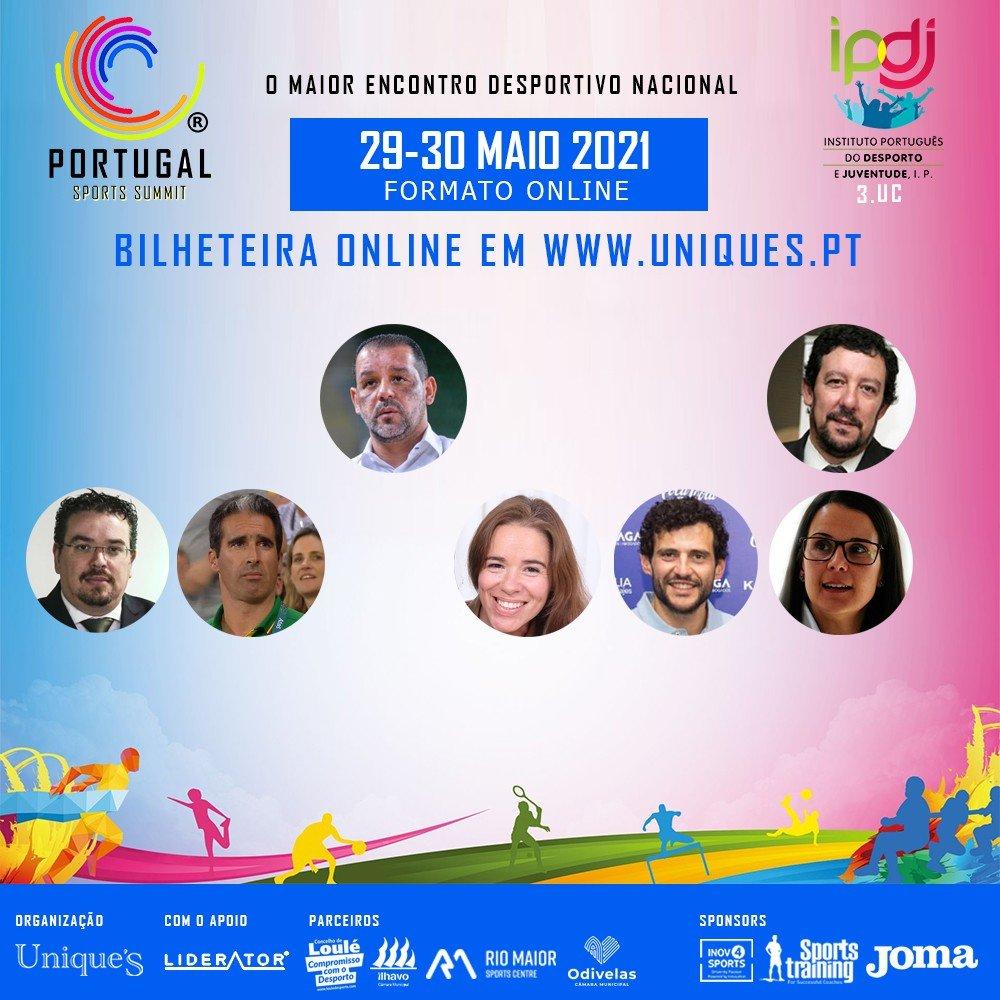Portugal Sports Summit 2021 [inscrições]