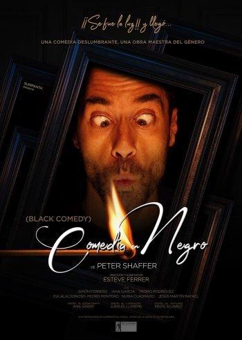 Teatro: «Comedia en negro»