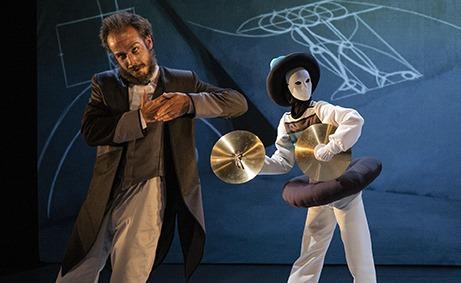 *Aforo Completo* COPPÉLIA EL CUENTO DE LA NIÑA DE LOS OJOS DE PORCELANA | Danza-Teatro