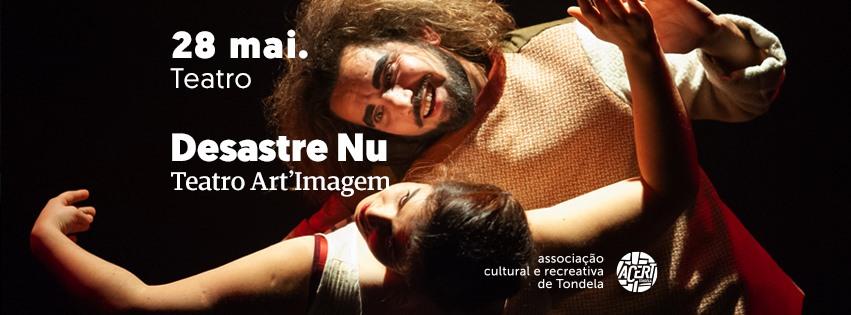 Desastre Nu | Teatro