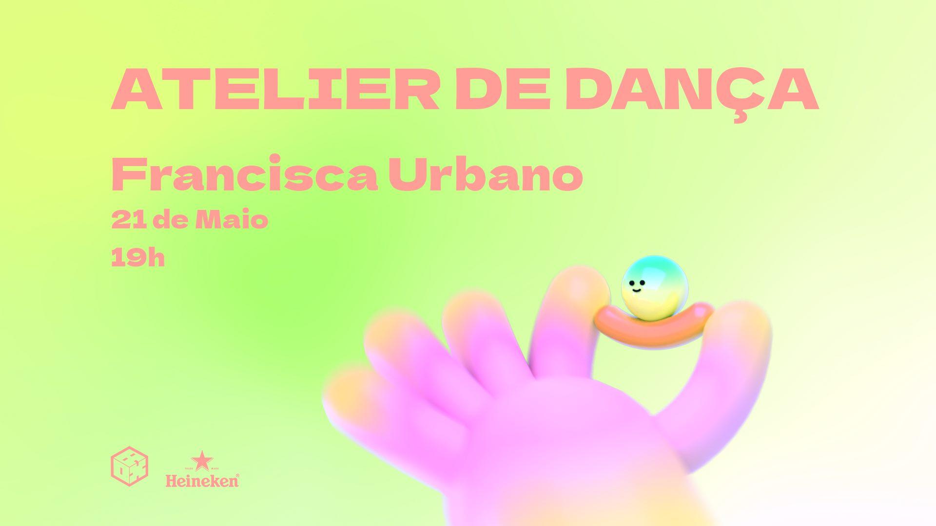 Atelier de Dança com Francisca Urbano