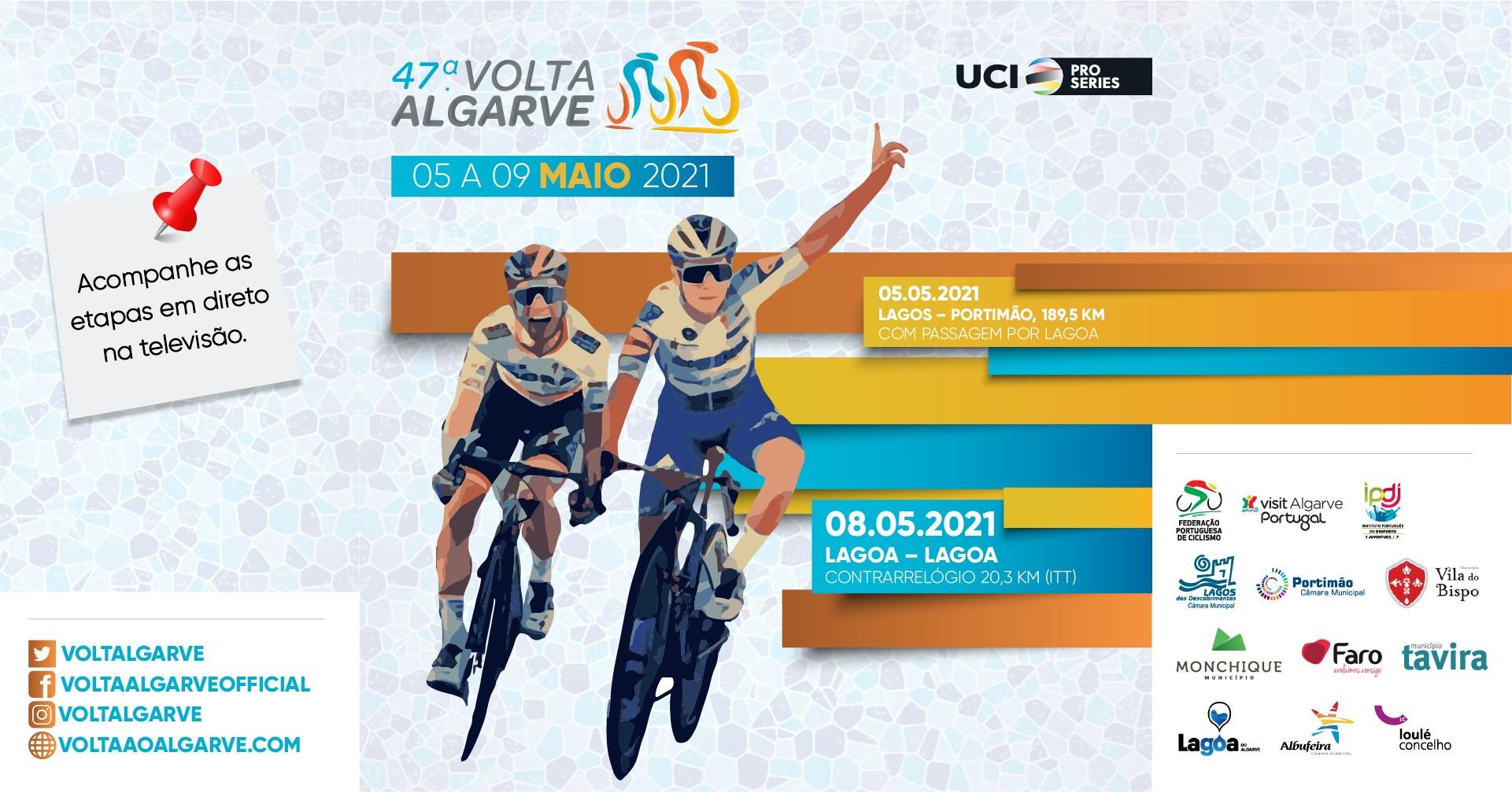 47ª Volta ao Algarve   contrarrelógio de Lagoa - Lagoa