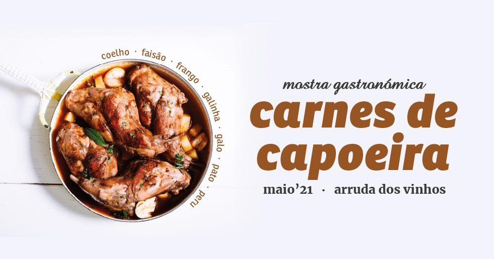 Mostra gastronómica 'Carnes de Capoeira'