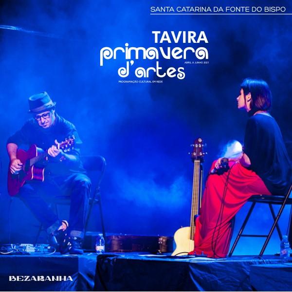 Tavira Primavera D'Artes - programação cultural em rede online | Santa Catarina