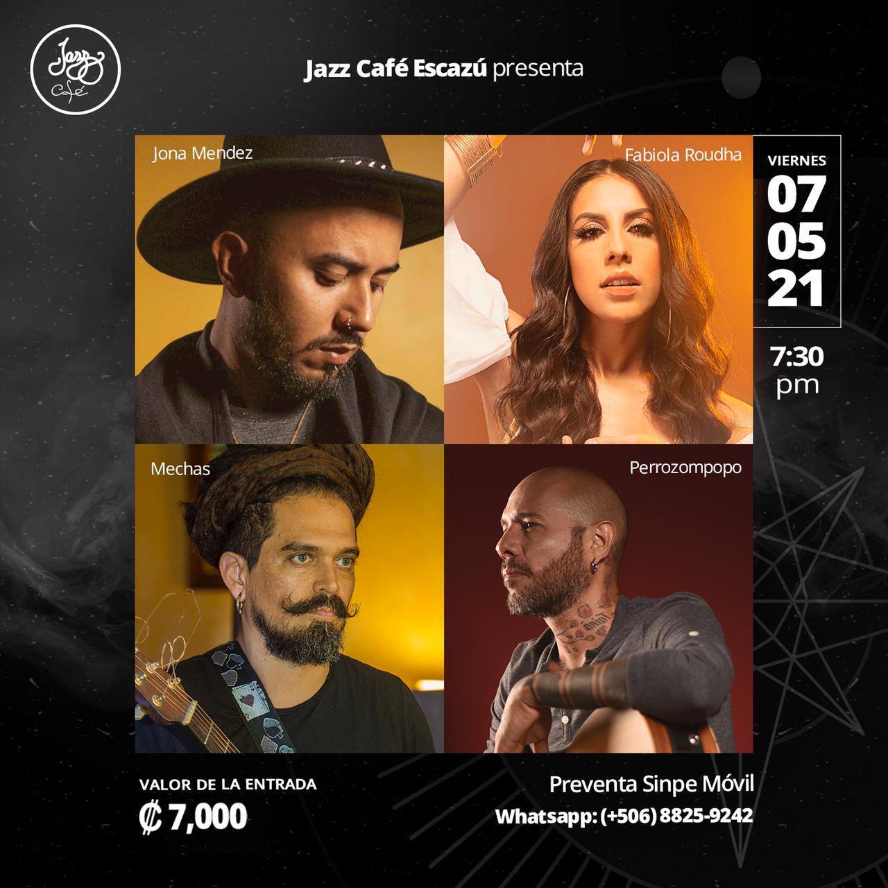 Jona Méndez+Fabiola Roundha+Perrozompopo+Mechas