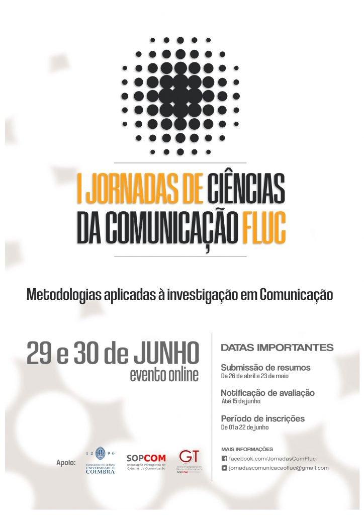 I Jornadas de Ciências da Comunicação FLUC