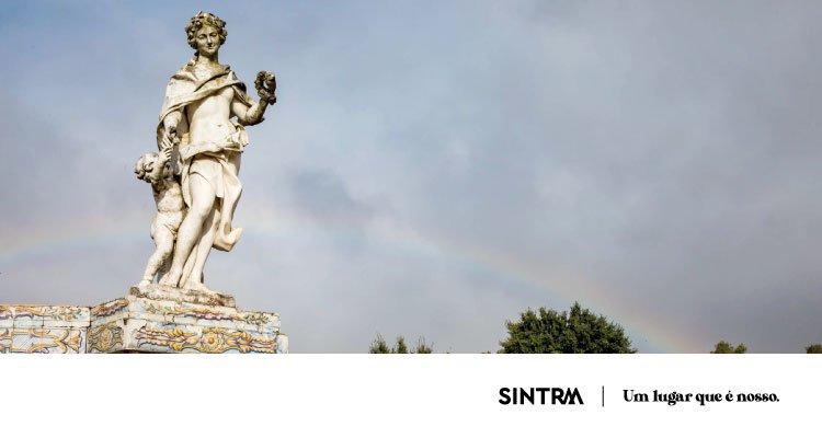 Parques de Sintra celebra o Dia da Mãe