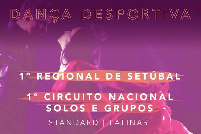 1.ª Eliminatória do Regional de Setúbal e 1.º Circuito de Solos e Grupos