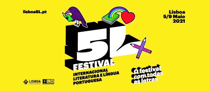 Festival 5L - Small Talk com José Eduardo Agualusa