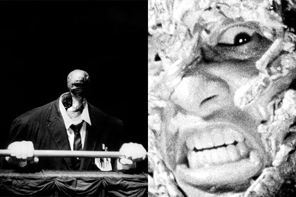 Pesadelos Industriais: Eraserhead (1977) + Tetsuo - The Iron Man (1989)