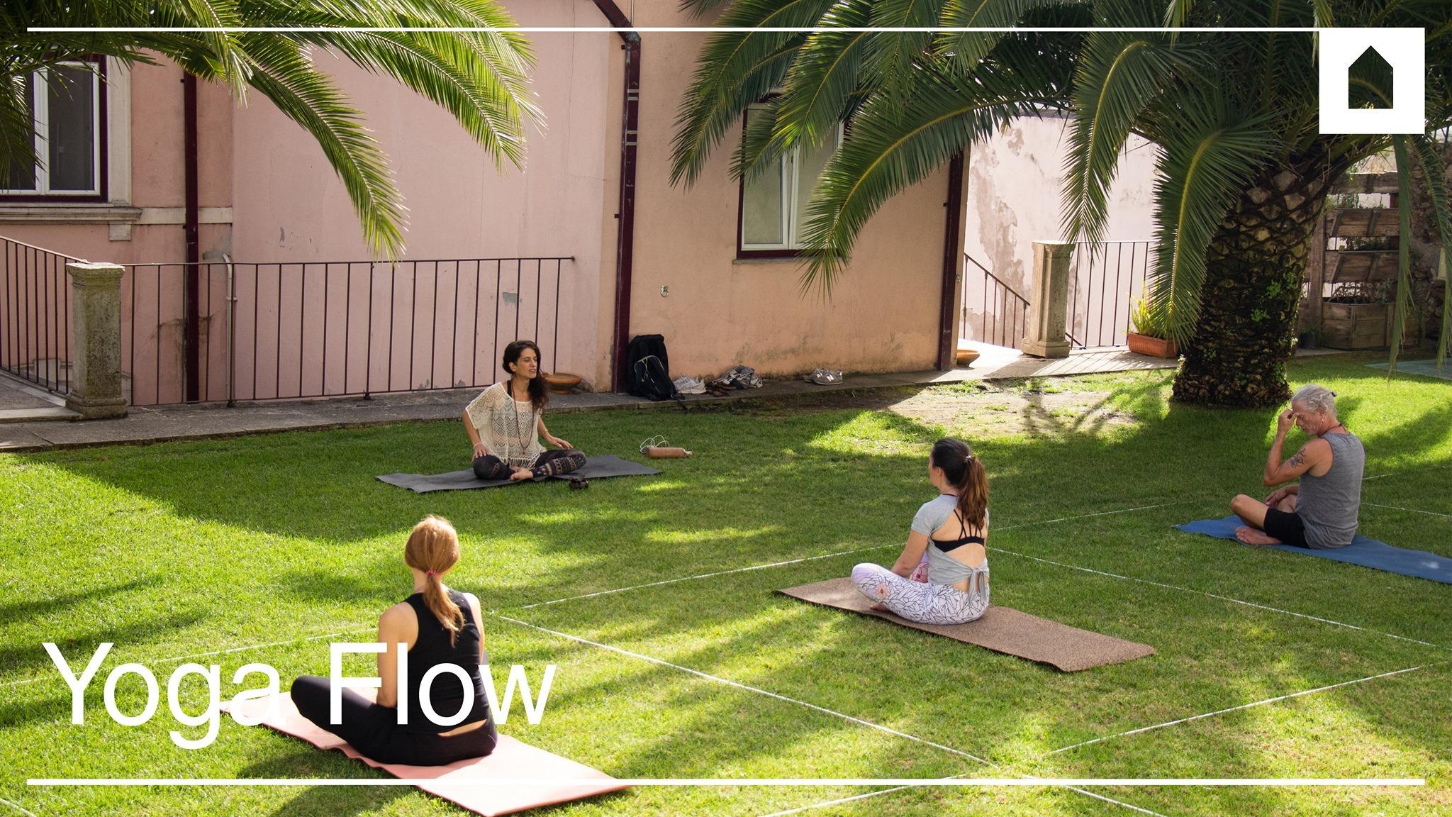 Aulas de Yoga Flow