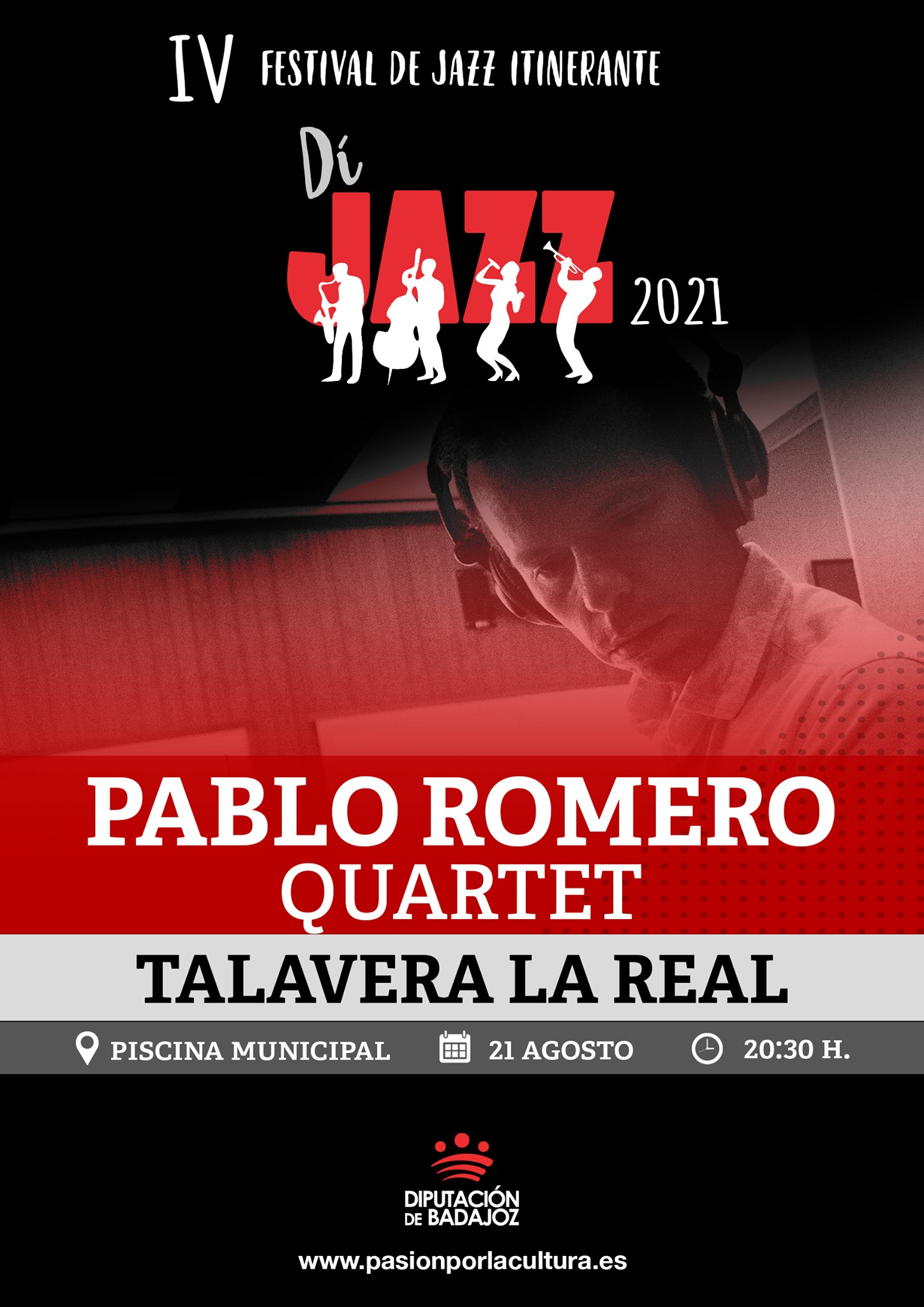 DIJAZZ   Pablo Romero Quartet