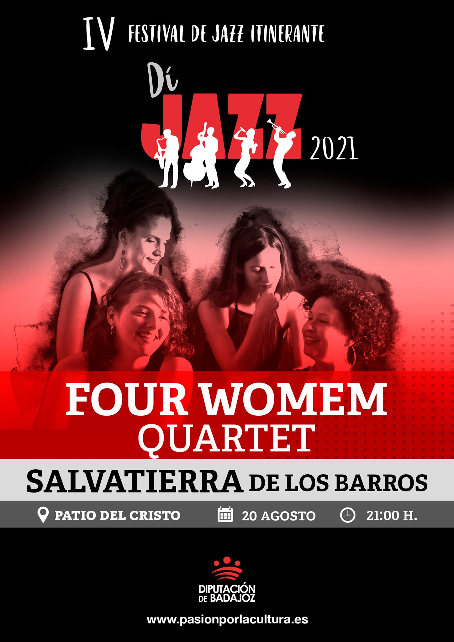 DIJAZZ | Four Women Quartet