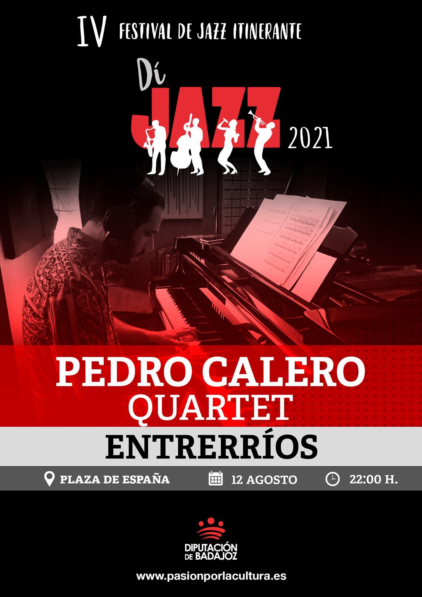 DIJAZZ | Pedro Calero Quartet
