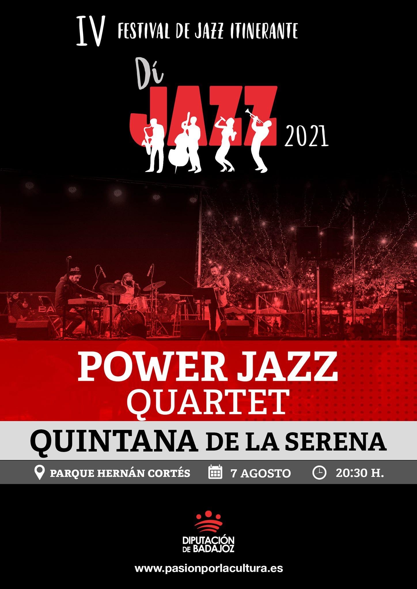 DIJAZZ   Power Jazz Quartet