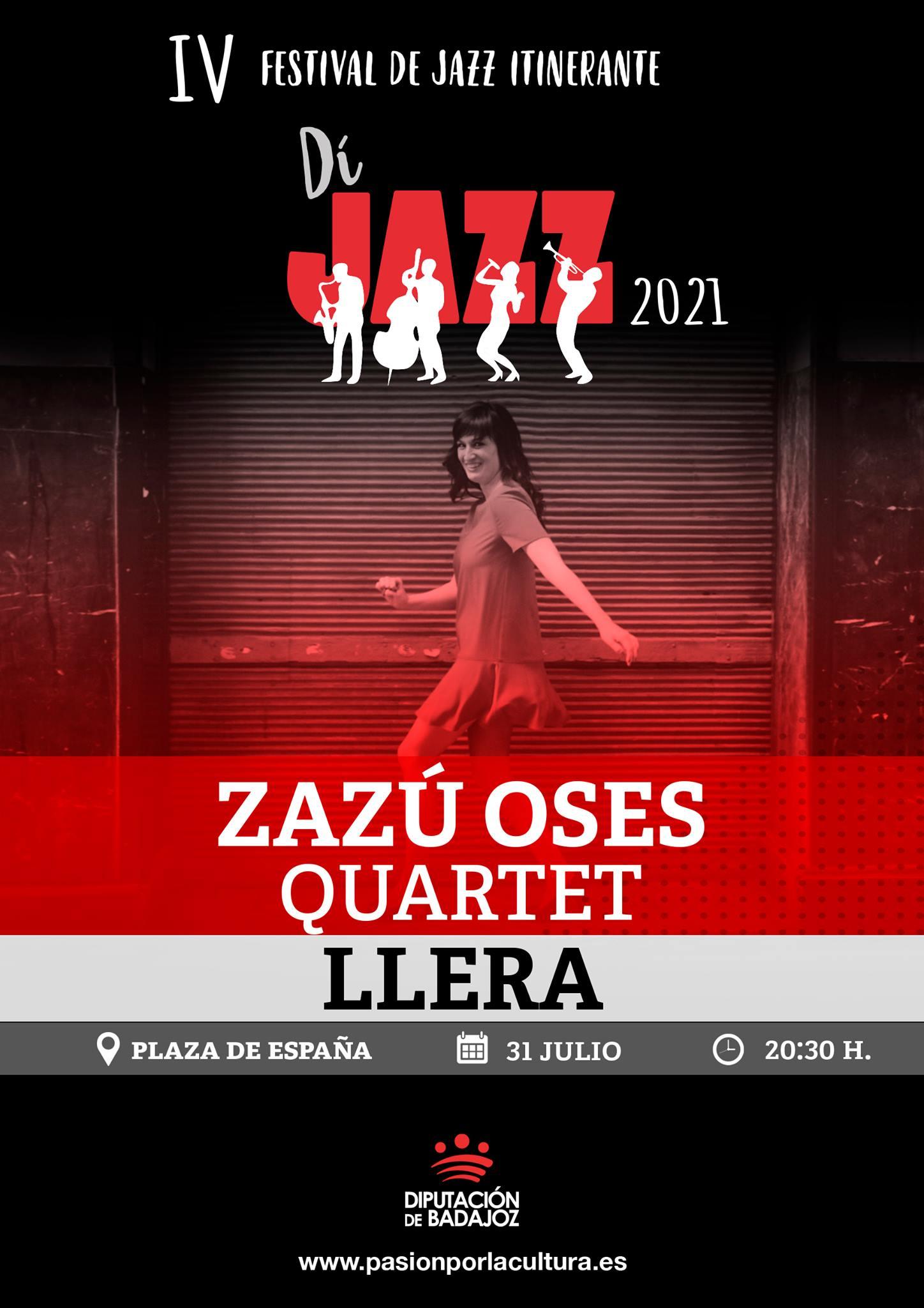 DIJAZZ | Zazu Oses Quartet