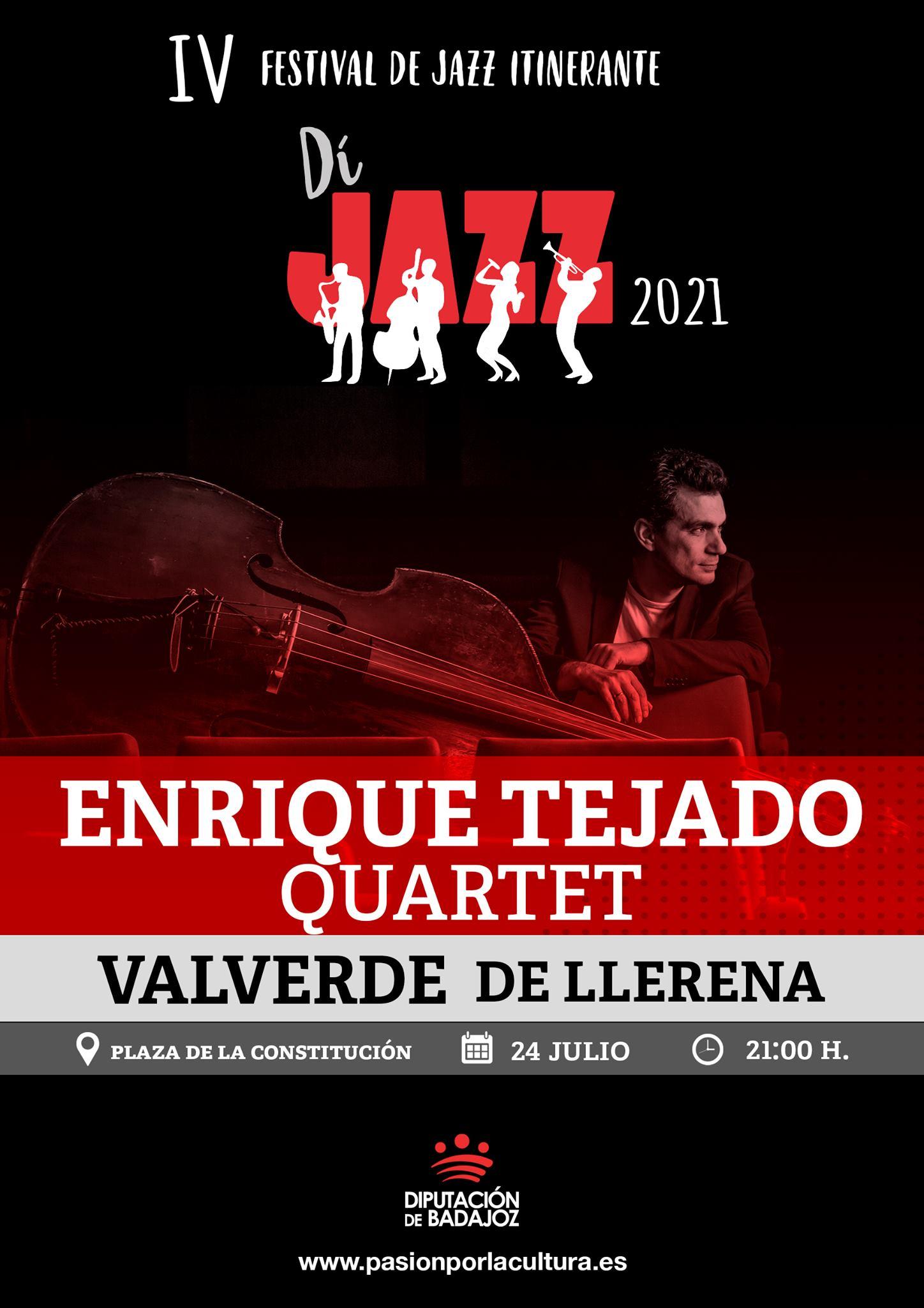 DIJAZZ   Enrique Tejado Quartet