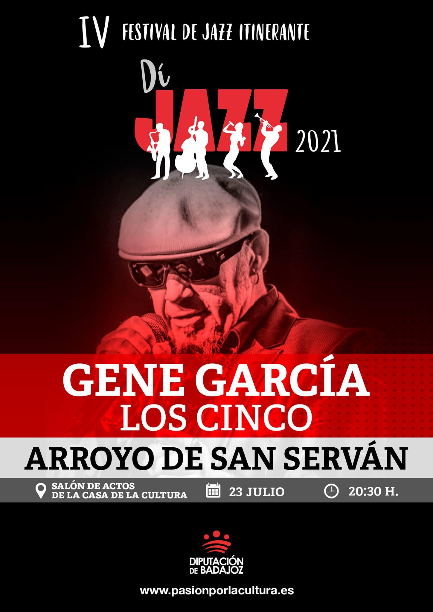 DIJAZZ   Gene García - Los Cinco