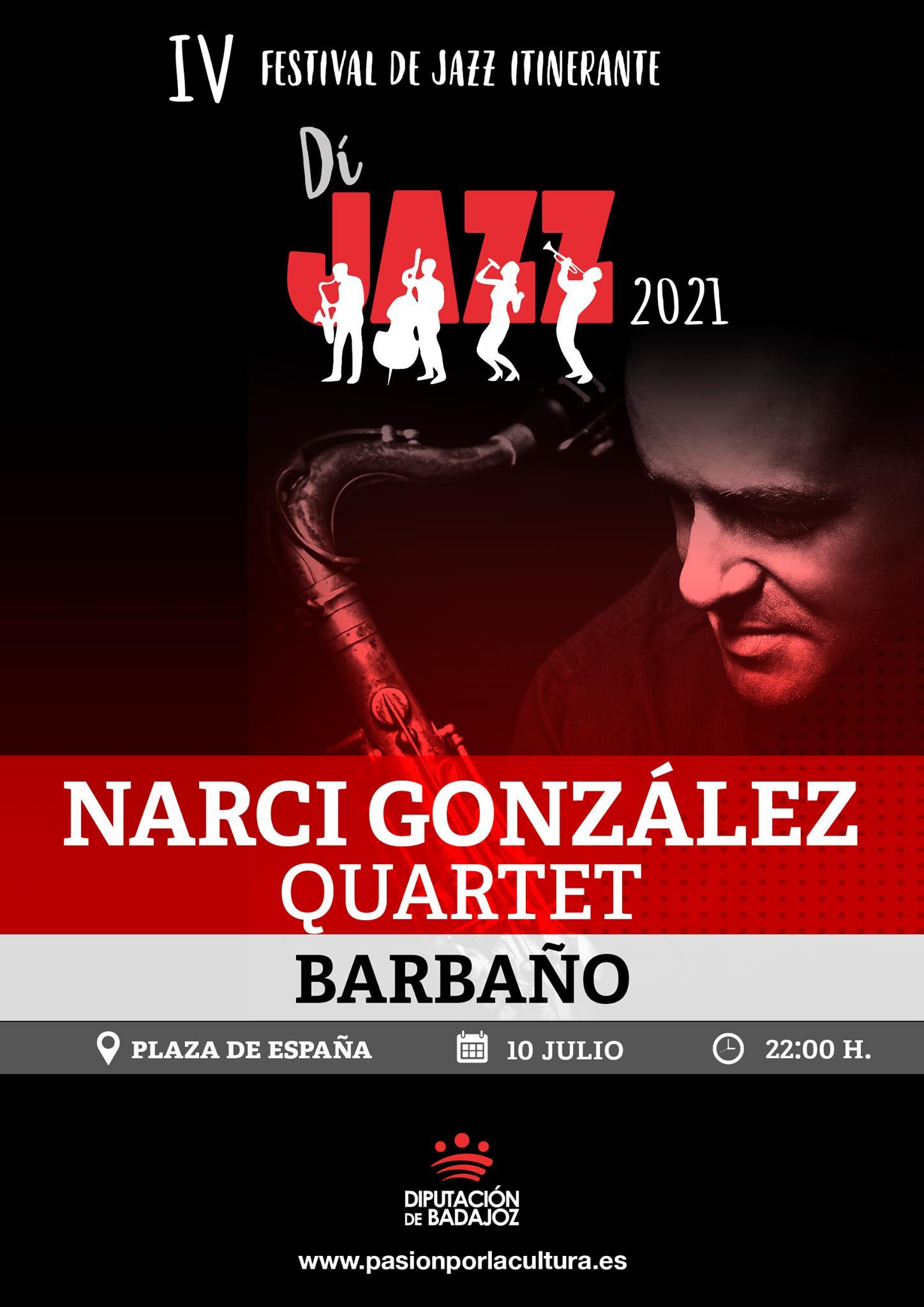 DIJAZZ | Narci González Quartet