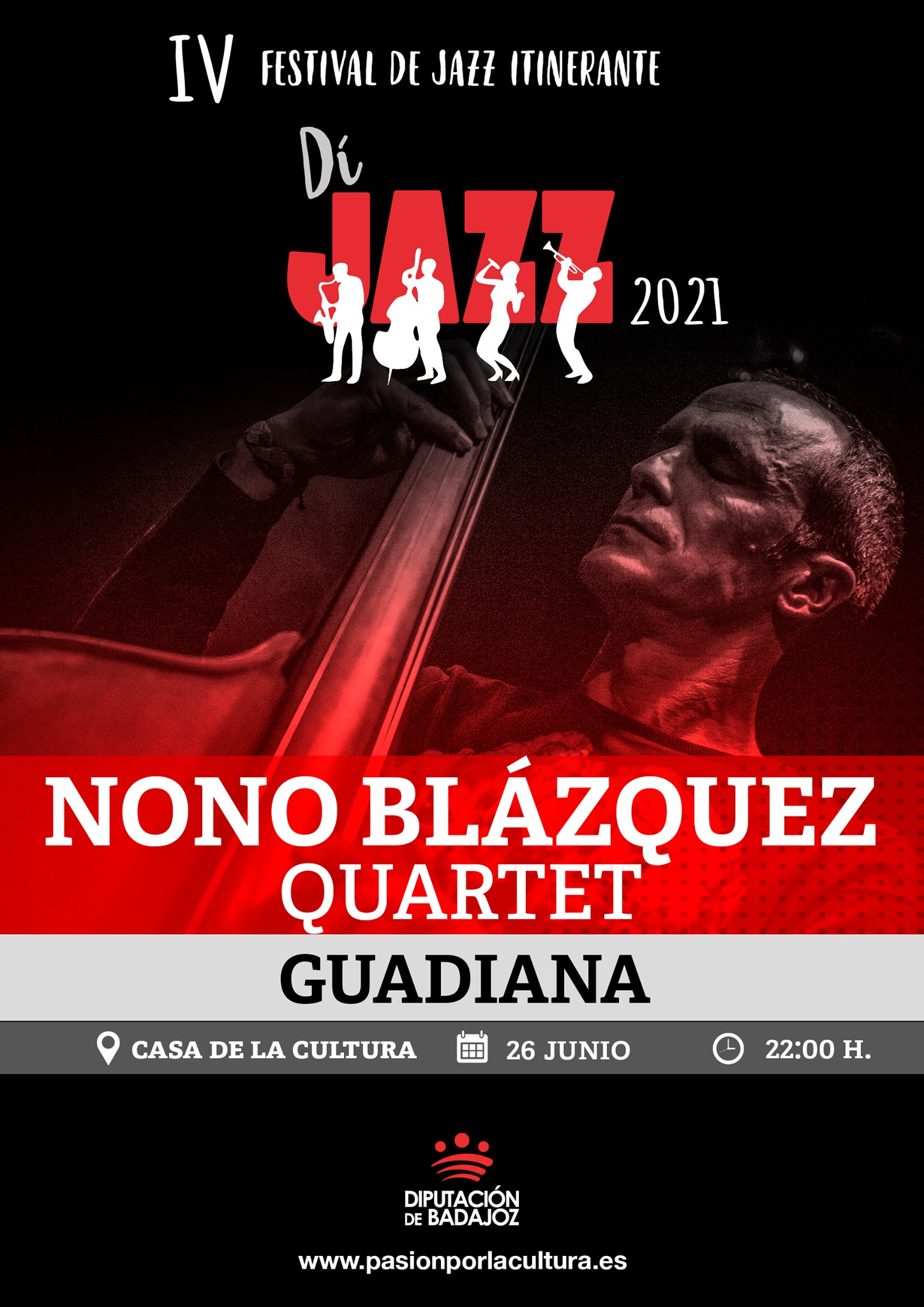 DIJAZZ | Nono Blázquez Quartet