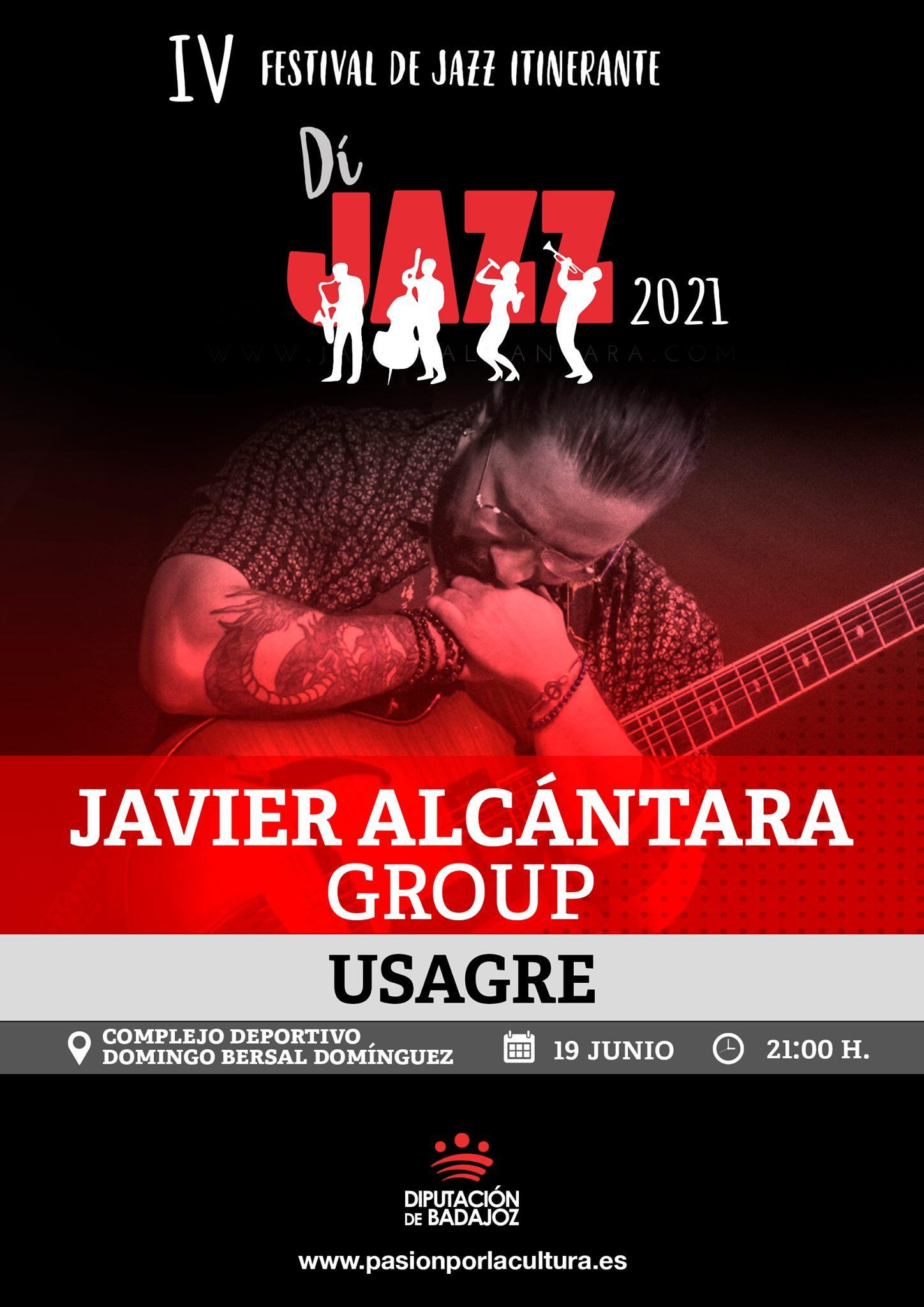 DIJAZZ | Javier Alcántara Group