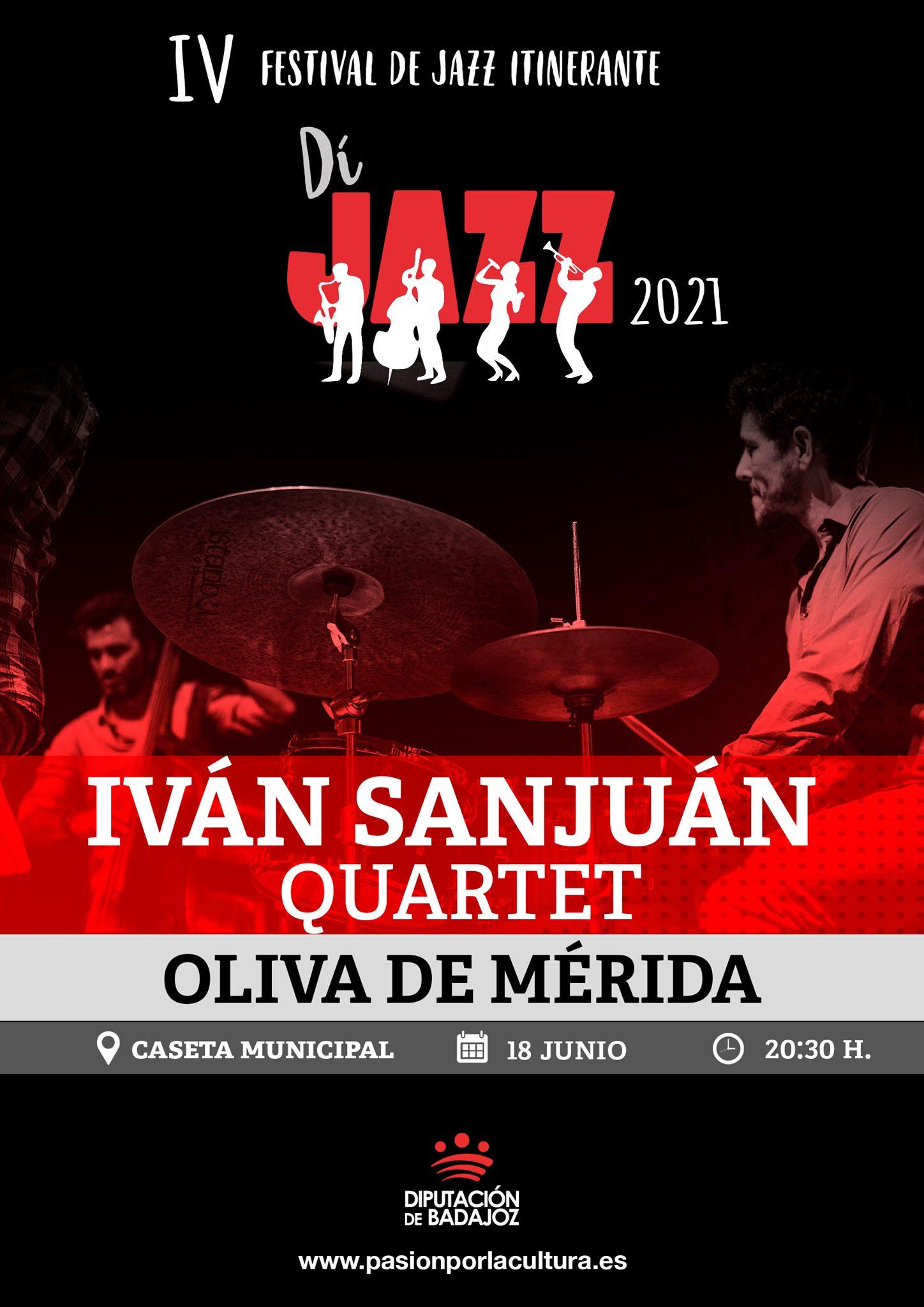 DIJAZZ | Iván Sanjuán Quartet