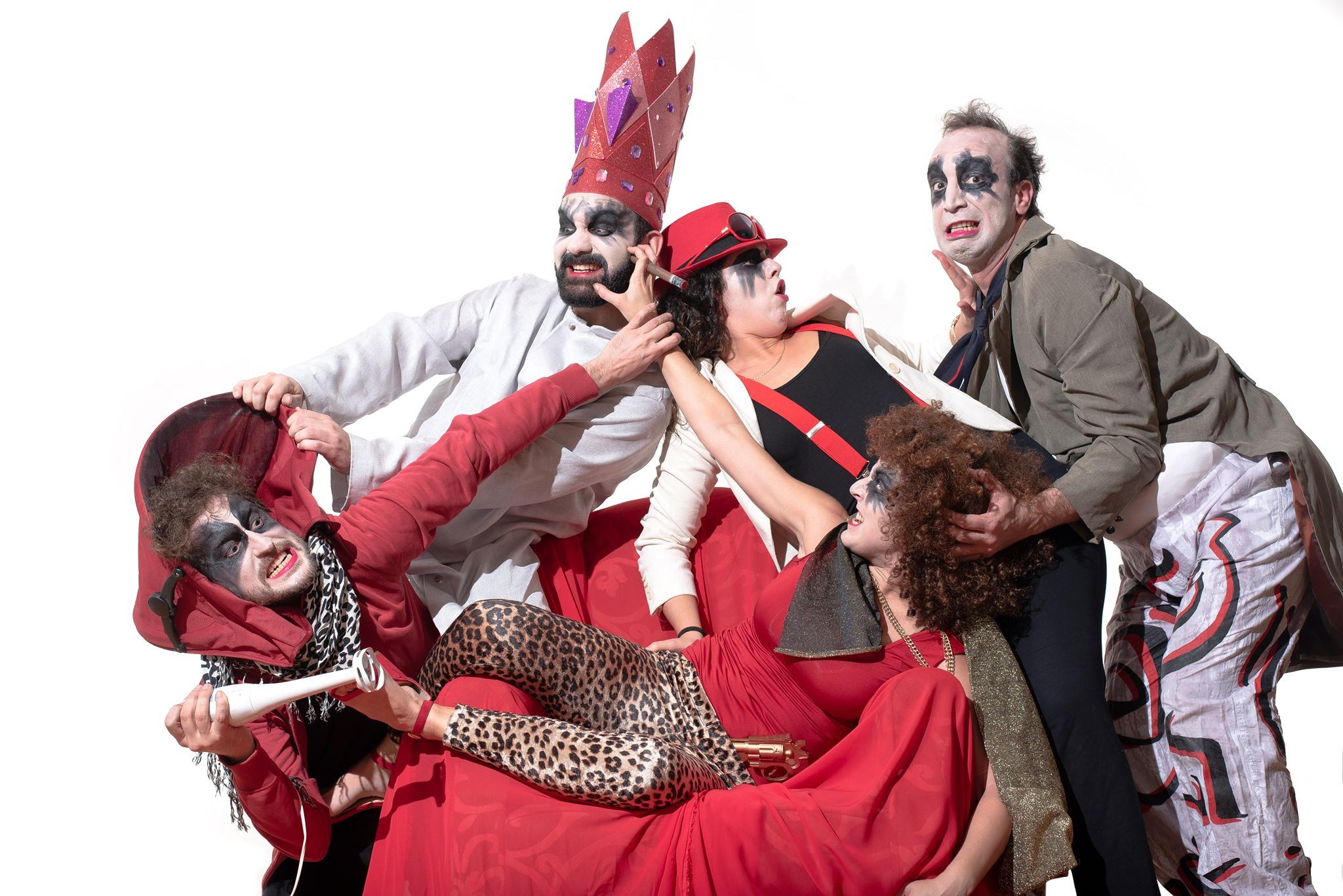 Ubú le Roy, Los Sueños de Fausto - Comedia Satírica