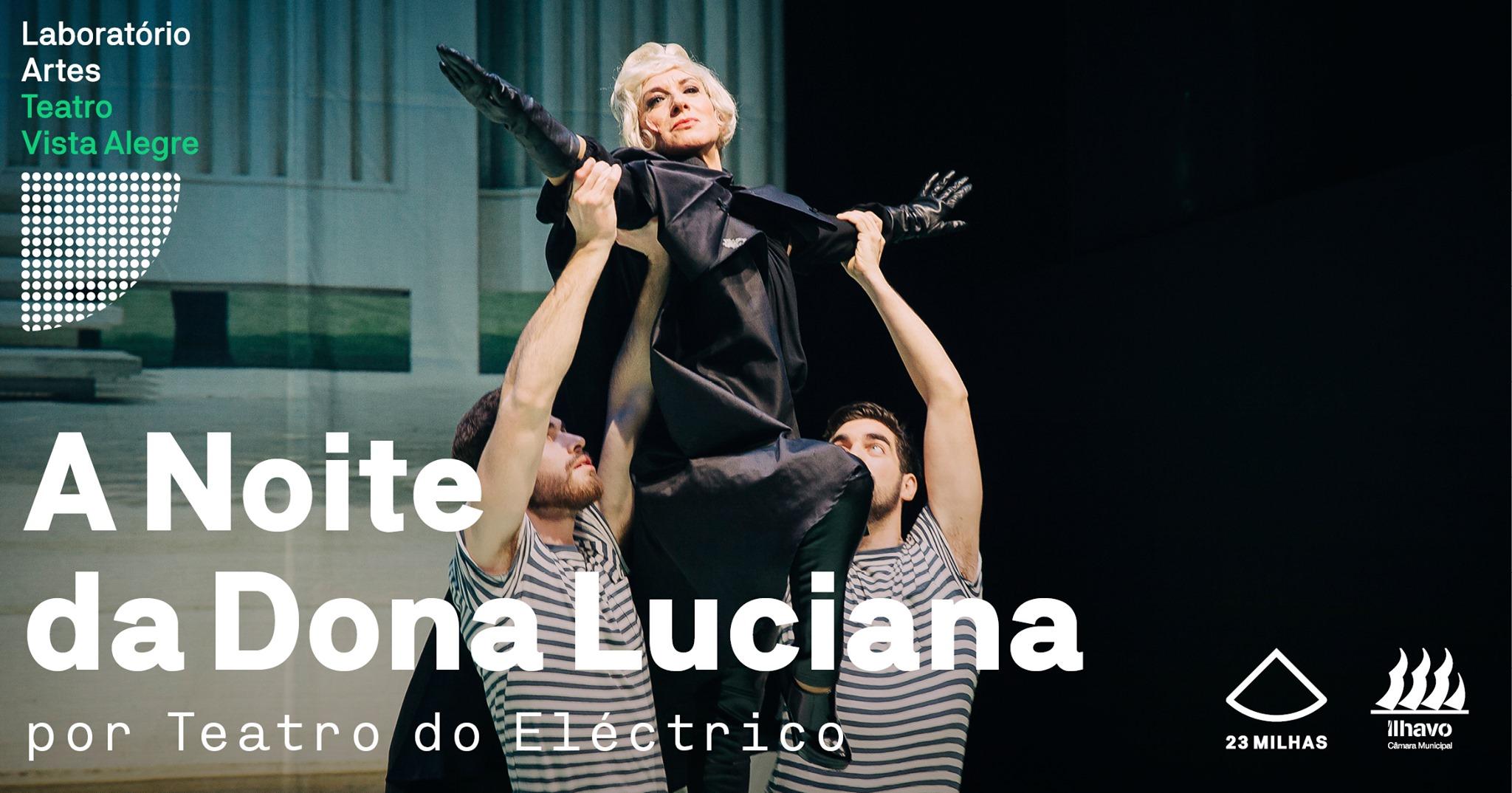 A Noite da Dona Luciana de Ricardo Neves-Neves