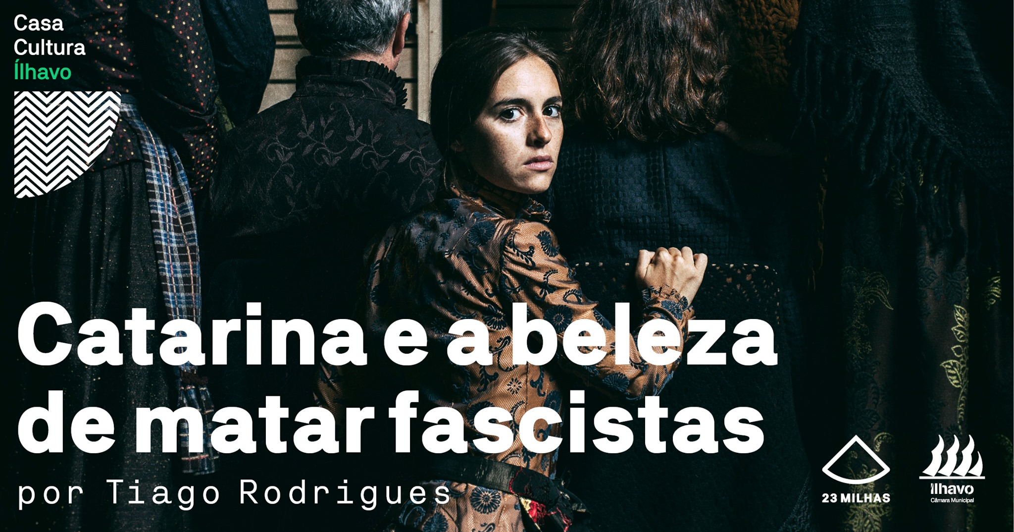 Catarina e a beleza de matar fascistas de Tiago Rodrigues