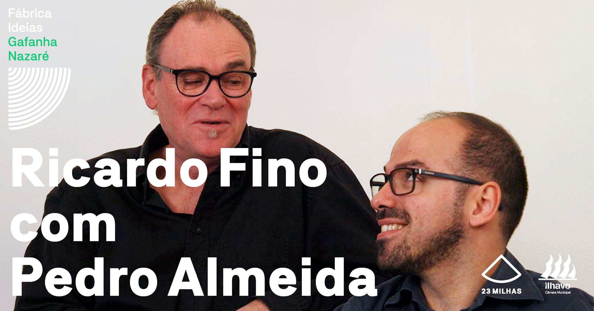 Ricardo Fino com Pedro Almeida e convidados apresentam 'Canções Tardias'