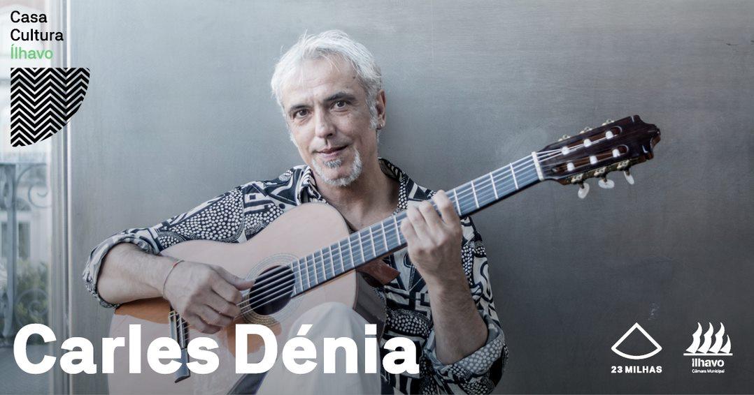 Carles Dénia + Concerto Milha Rui Pereira