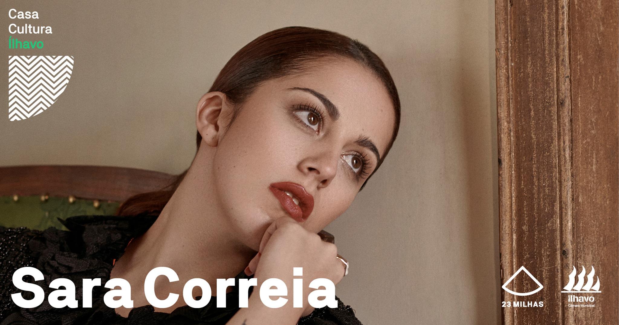Sara Correia apresenta Do Coração + Concerto Milha Cláudio da Paula
