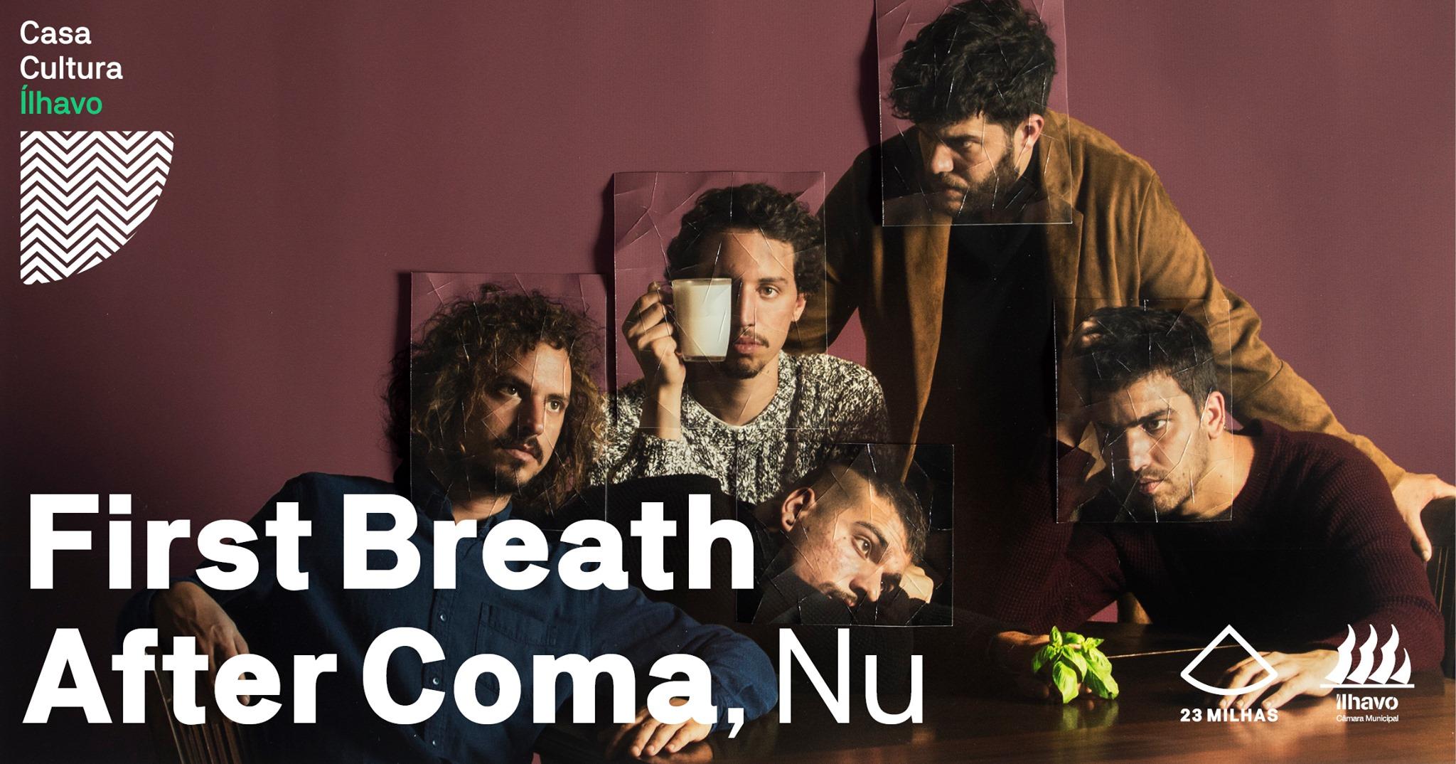 First Breath After Coma apresenta NU