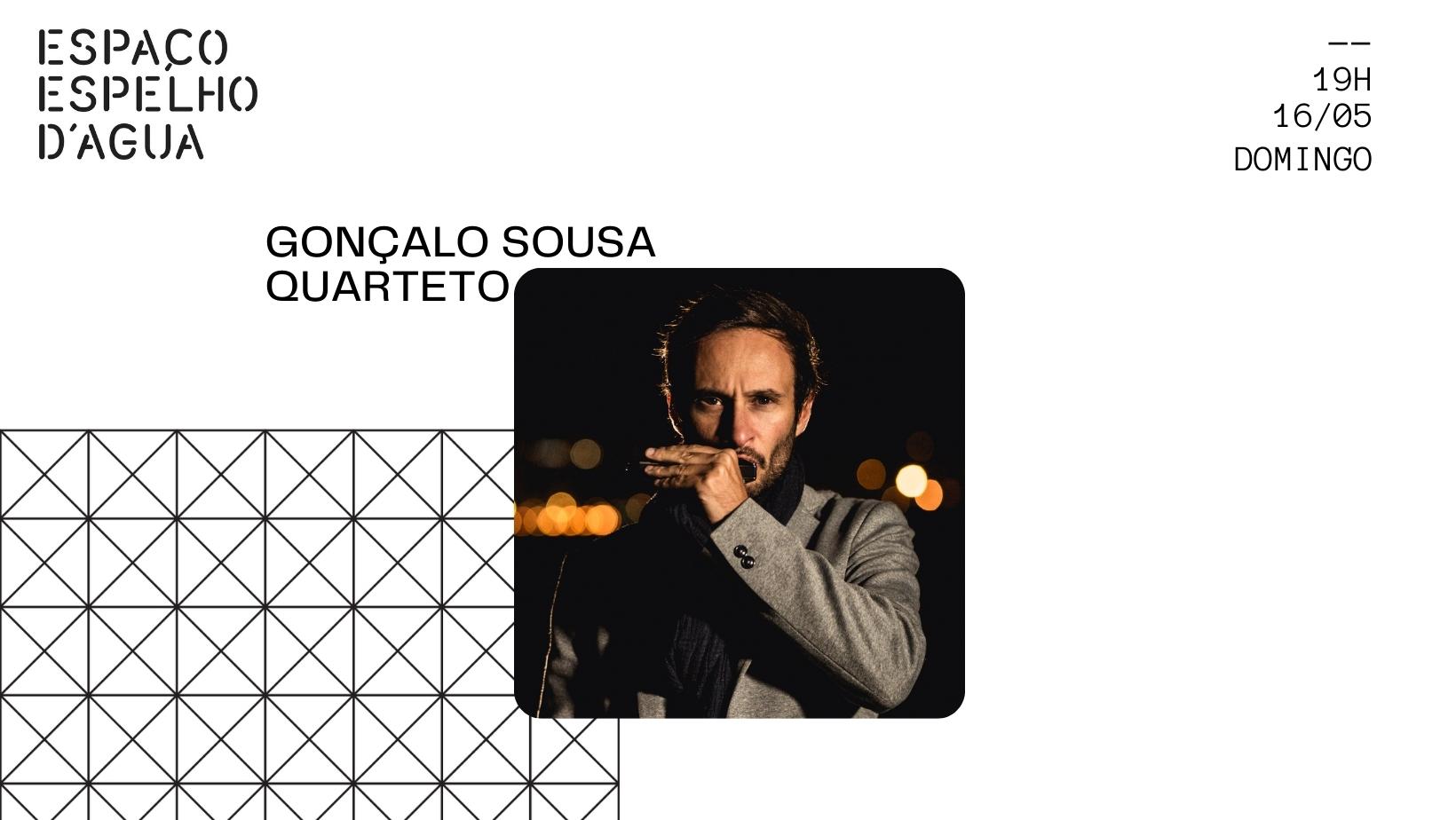 Gonçalo Sousa Quarteto no Espaço Espelho D'Água
