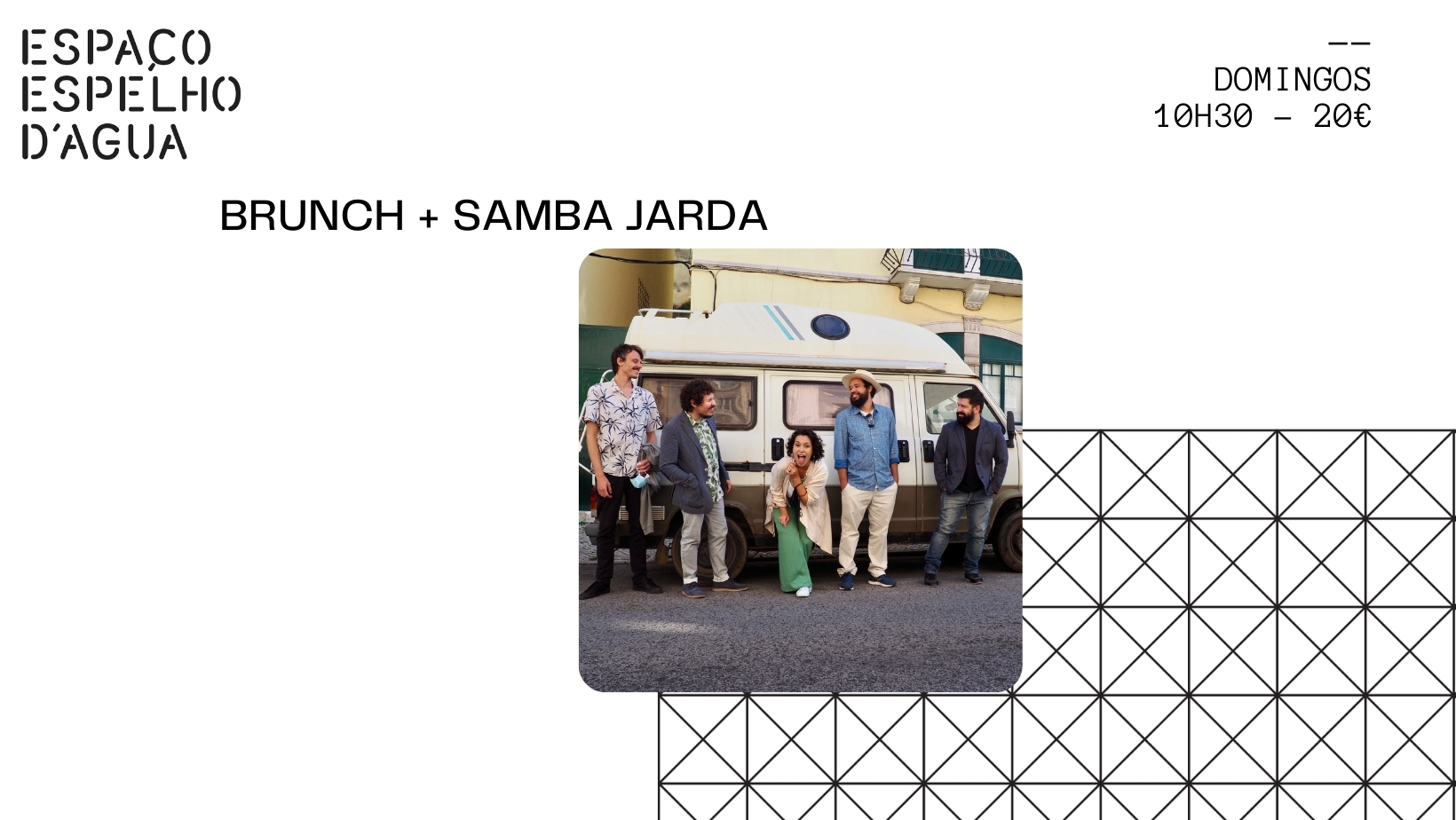 Brunch + Samba Jarda