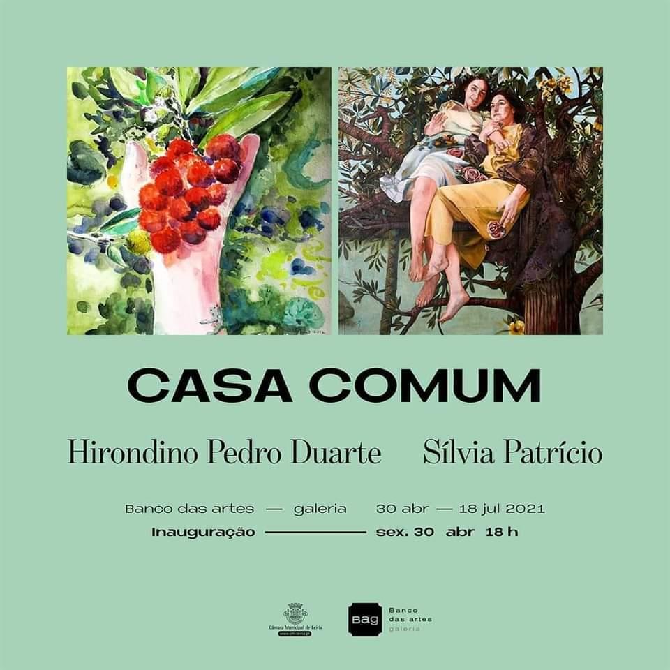 Inauguração Dupla ::: CASA COMUM E AWARE