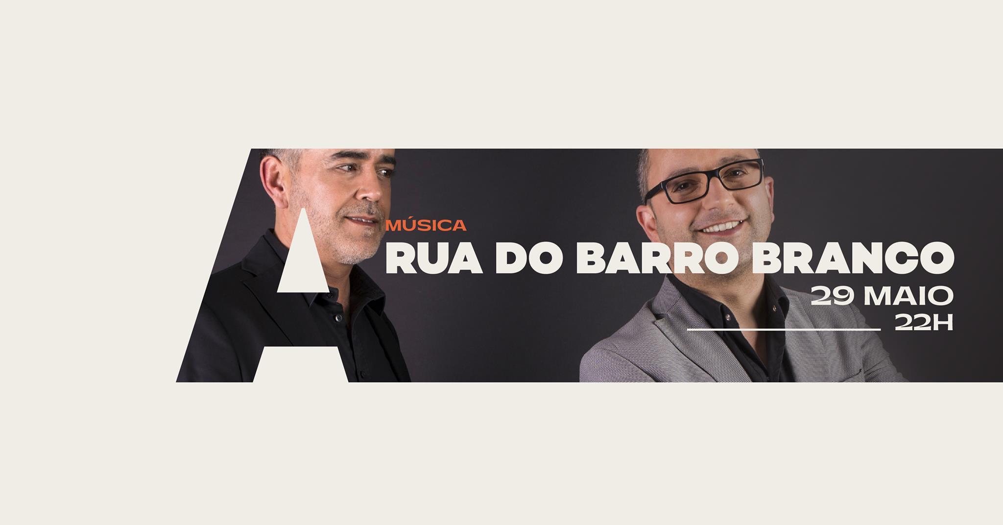 Rua Do Barro Branco @Avenida Café-Concerto