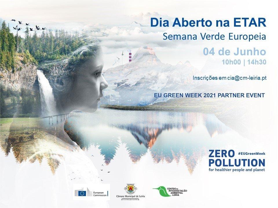 Dia aberto na ETAR: Semana Verde Europeia