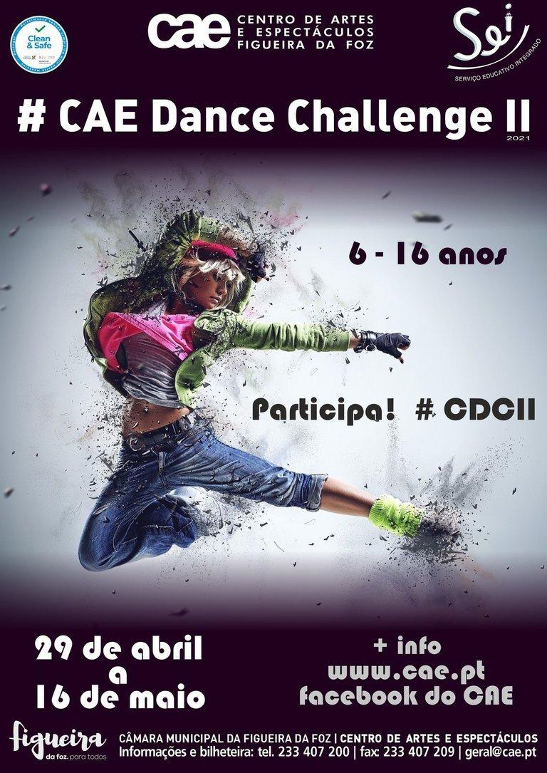 #CaeDanceChallenge II