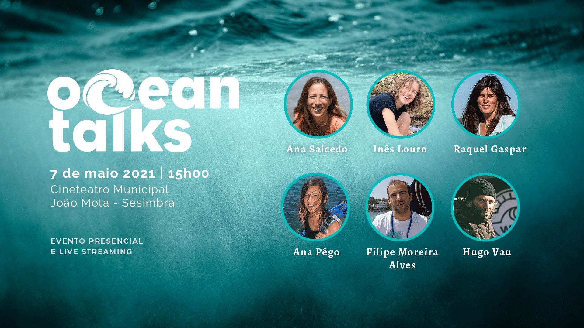 Ocean Talks ~ Entrada Livre