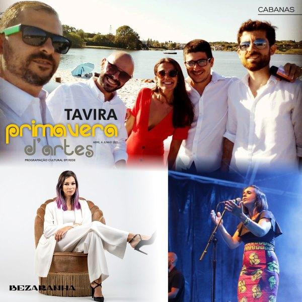 Tavira Primavera D'Artes - programação cultural em rede online   Cabanas