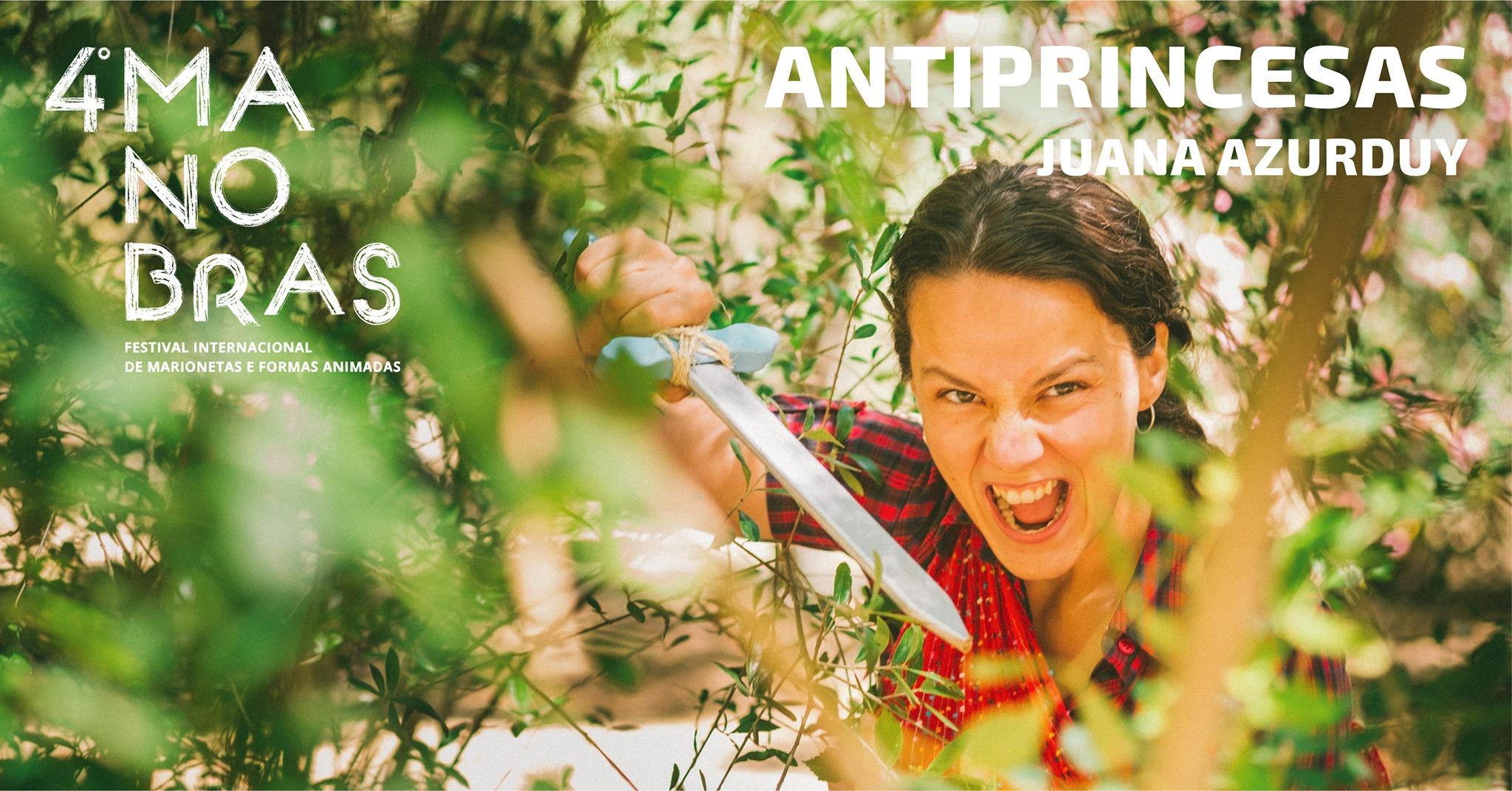 Ciclo AntiPrincesas - Juana Azurduy | Festival Manobras – Artemrede