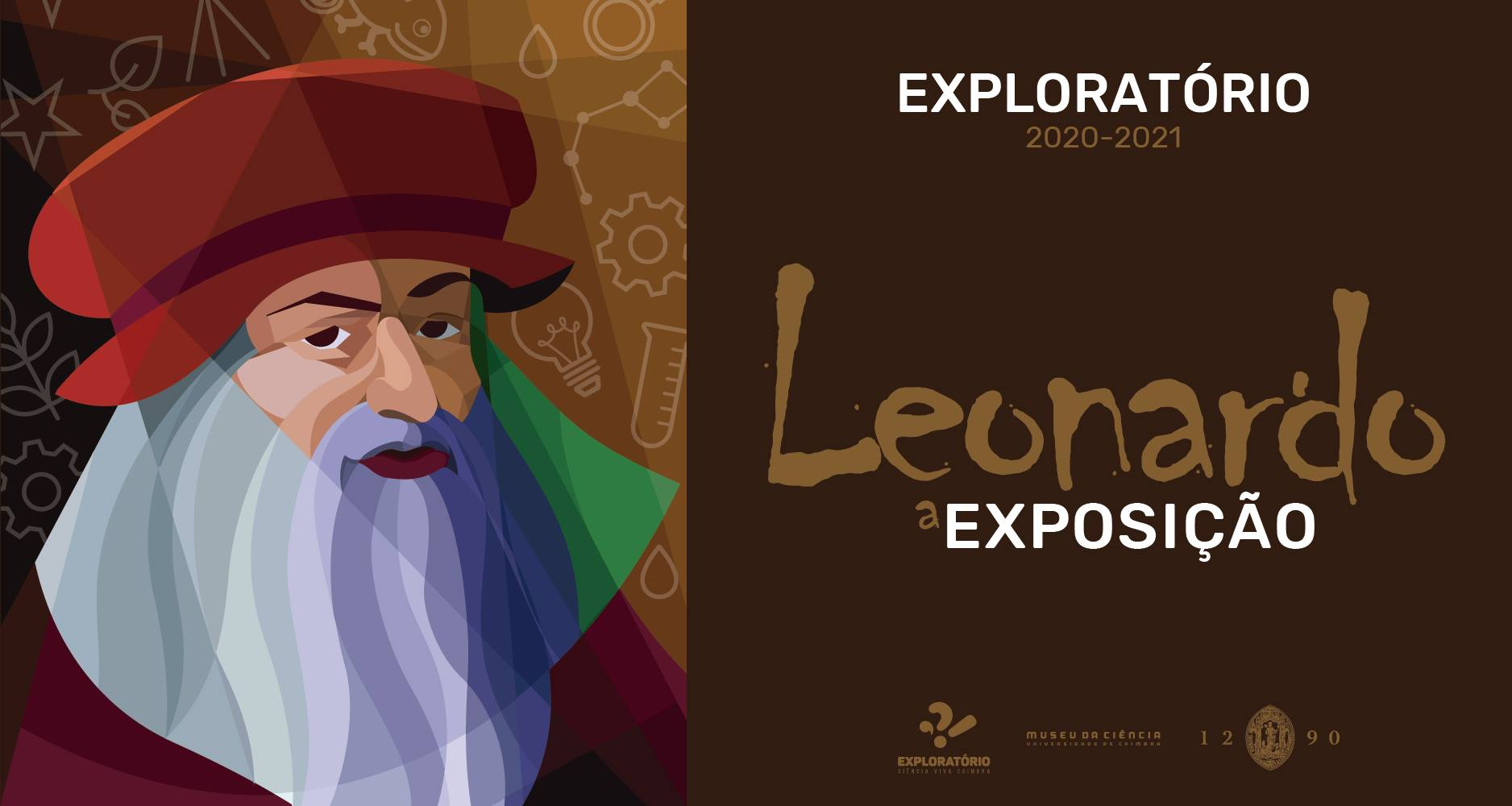 Leonardo. A exposição