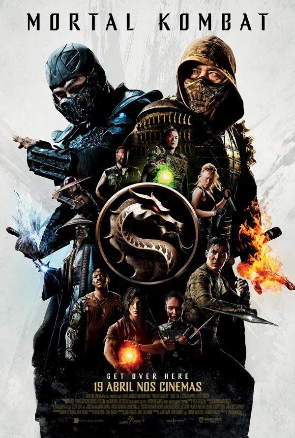 'Mortal Kombat'  |  M/16