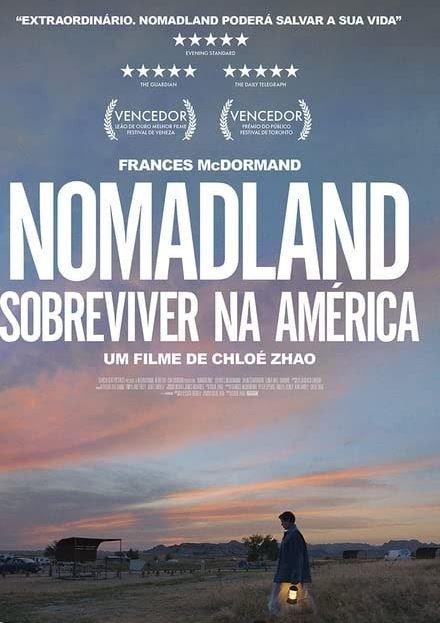'Nomadland – Sobreviver na América'     M/12