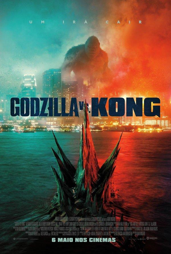 'Godzilla vs Kong'     M/12